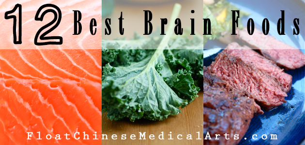 12 Best Brain Foods